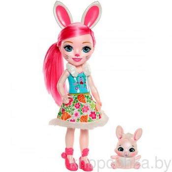 Большая кукла Энчантималс Бри Банни, 32 см
