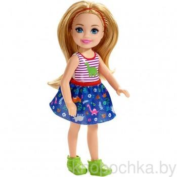 Кукла Челси блондинка Barbie FXG82
