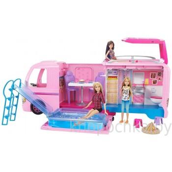 Фургон Barbie DreamCamper FBR34