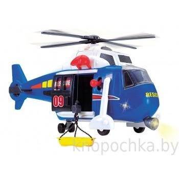 Спасательный вертолет Dickie, 41 см (свет, звук)
