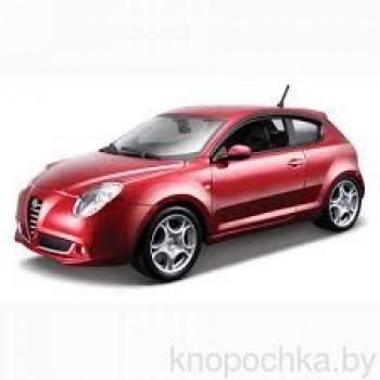 Сборная модель Alfa Romeo MiTO Bburago 1:24