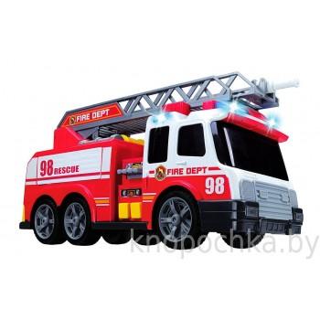 Пожарная машина с водой Dickie, 36 см (свет, звук)