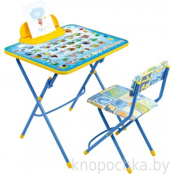 Комплект детской мебели КУ2 Азбука