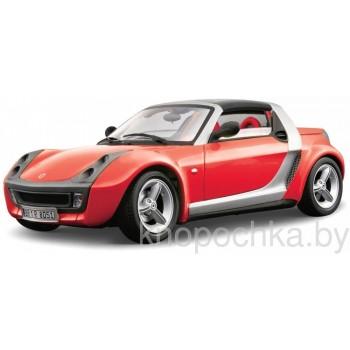 Коллекционная машинка Smart Roadster Bburago 1:24