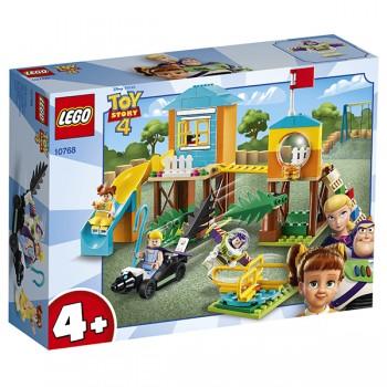 Lego Toy Story 10768 Приключения Базза и Бо Пип на детской площадке