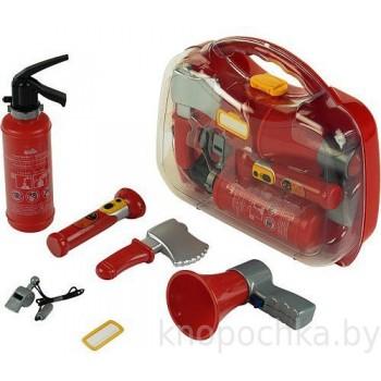 Набор пожарного в чемодане Klein