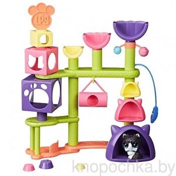 Набор Littlest Pet Shop Домик для котят