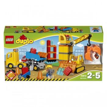 Lego Duplo 10813 Большая стройплощадка
