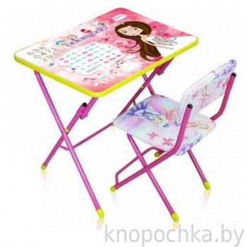 Набор детской мебели КУ1 Принцесса