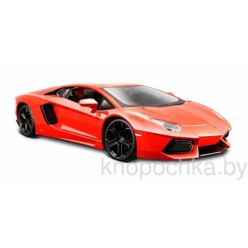 Коллекционная машинка Lamborghini Aventador LP 700-4 1:24 Maisto 31210