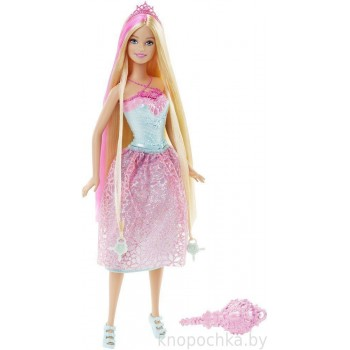 Кукла Барби Принцесса с длинными волосами DKB60