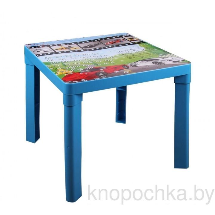 Пластиковый детский столик Форсаж