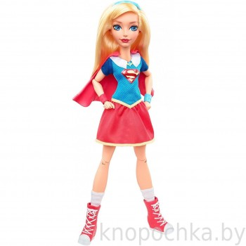 Кукла DC Super Hero Girls Супергерл DLT63