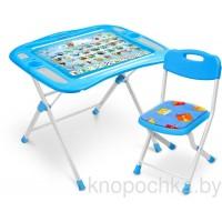 Детский столик и стульчик Ника NKP1/1 Азбука