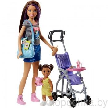 Набор Barbie Няня FJB00