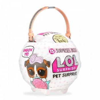 Большой питомец Lol Biggie Pets D.J. K9 (новая упаковка)