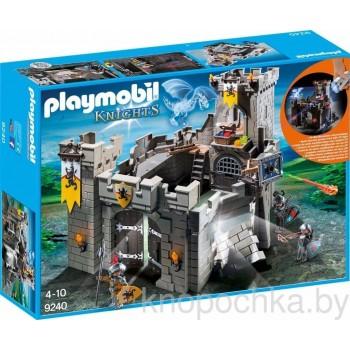 Плеймобил Рыцари: Замок рыцарей ордена Льва Playmobil 9240
