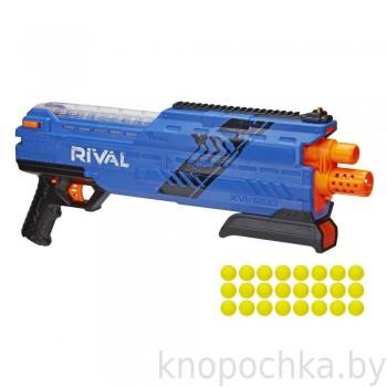 Бластер Райвал Атлас Nerf B3857 (синий)