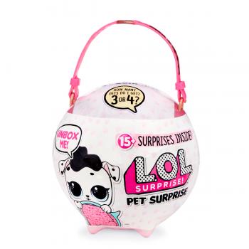 Большой питомец Lol Biggie Pets Dog Далматинец (новая упаковка)
