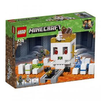 Lego Minecraft 21145 Арена-Череп