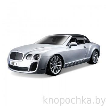 Коллекционная модель Bburago Bentley Continental Supersports
