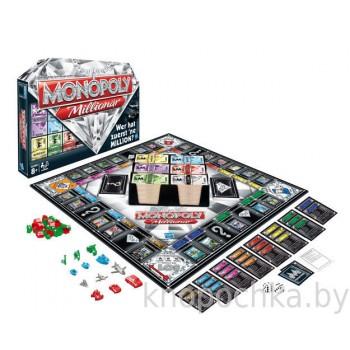 Настольная игра Монополия Миллионер Hasbro