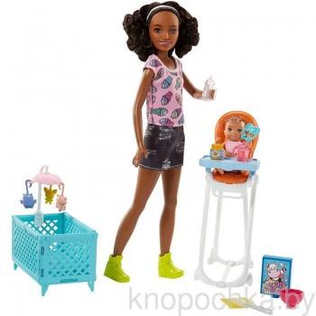 Набор Barbie Няня FHY99