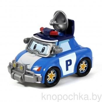 Машинка Поли с аксессуарами Робокар Поли 83392