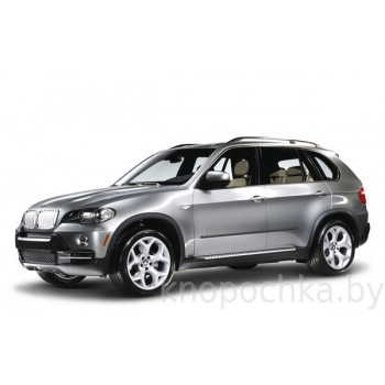 Машинка BMW X5 Bburago Gold 1:18