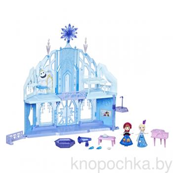 Дворец Эльзы Холодное сердце