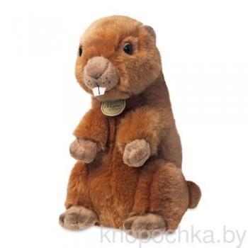 Мягкая игрушка Aurora Сурок, 20 см