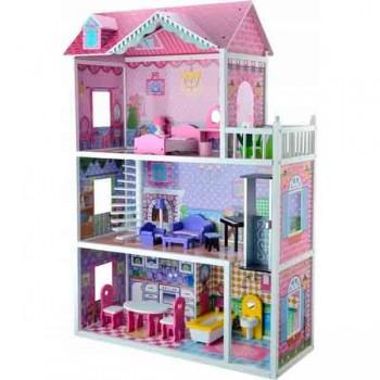 Кукольный домик Eco Toys Strawberry