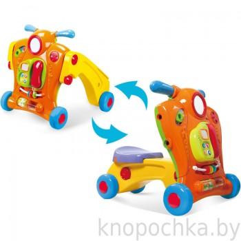 Детские ходунки  2 в 1 PlayGo