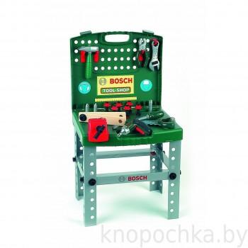 Верстак детский Bosch с винтовертом