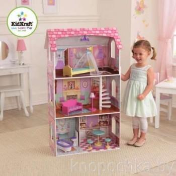 Кукольный домик с мебелью Эмма Kidkraft 65898