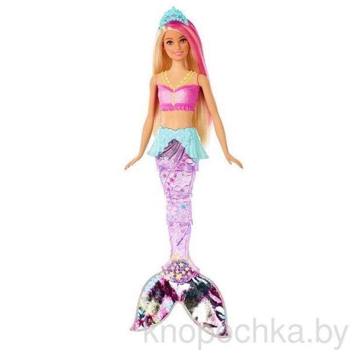 Кукла Барби Сверкающая русалочка (виляет хвостом)