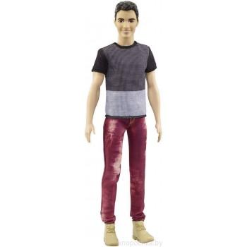 Кукла Кен Barbie Fashionistas DWK47