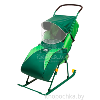 Санки-коляска Тимка 2 Комфорт +