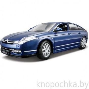 Модель автомобиля Ситроен С6 1:18
