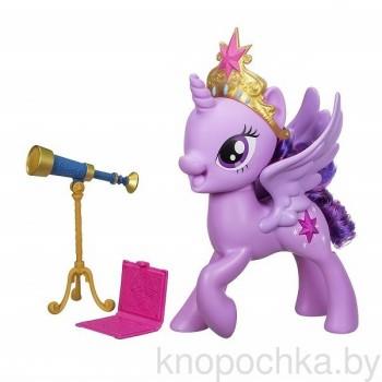 Интерактивная пони Твайлайт Спаркл Разговор о дружбе My Little Pony