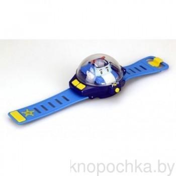 Робокар Поли 83312 Часы с мини машинкой на р/у