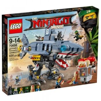 Lego Ninjago 70656 Морской дьявол Гармадона