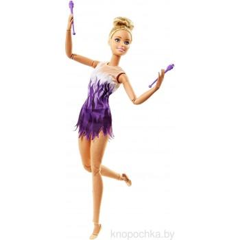 Кукла Барби Безграничные движения Гимнастка FJB18