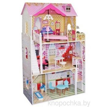 Кукольный домик Lila Wooden Toys
