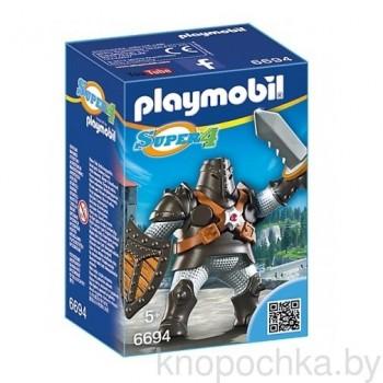 Playmobil 6694 Черный Колосс
