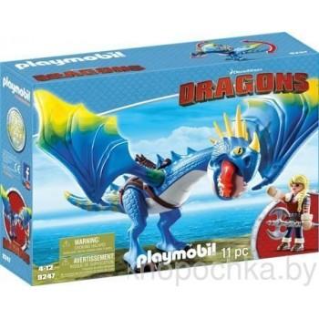 Playmobil 9247 Астрид и Молния