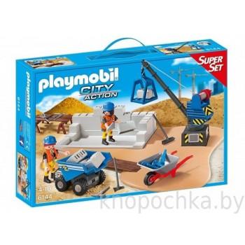 Playmobil 6144 Стройка