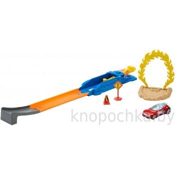 Трек для машинок Огненный прыжок Hot Wheels CDK78