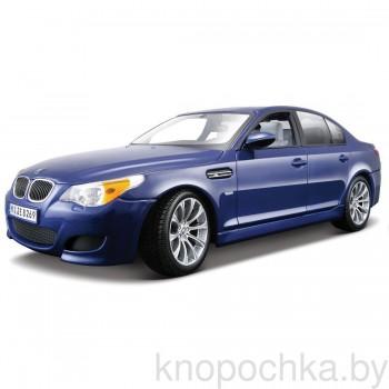 Модель автомобиля BMW M5 1:18 Maisto