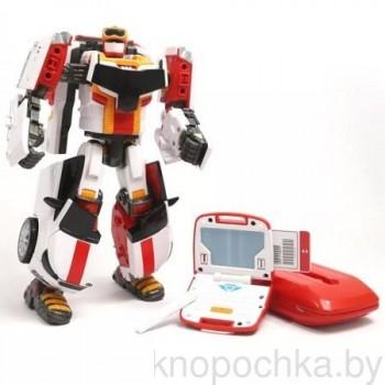 Робот-трансформер Тобот V 301048 (свет, звук)